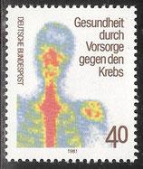 1089 postfrisch  (BRD)