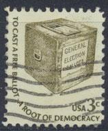 USA 1322  gestempelt