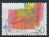 CH 1441 gestempelt