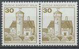 534 postfrisch waagrechtes Paar (BERL)