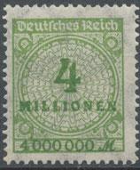 BRD 316 A postfrisch