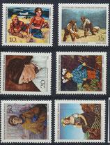 DDR 1393-1398 postfrisch