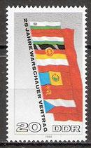 2507 postfrisch (DDR)