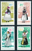 1353-1356 postfrisch (DDR)