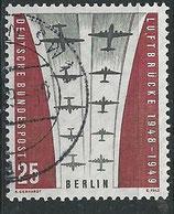 BERL 188 gestempelt