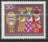 749   postfrisch  (BRD)