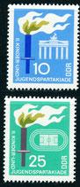 1375-1376 postfrisch (DDR)