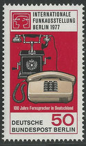 549  postfrisch  (BERL)