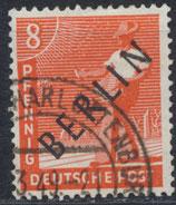 BERL 3 gestempelt