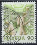 1326  gestempelt (CH)