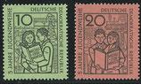 680-681 postfrisch (DDR)