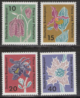 392-395   postfrisch  (BRD)