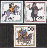 1437-1439 postfrisch  (BRD)