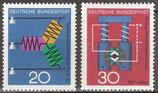 521-522   postfrisch  (BRD)