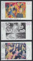 BRD 1656-1658 gestempelt