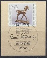 BERL  805  mit Ersttagssonderstempel