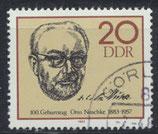DDR 2774  philat. Stempel (2)