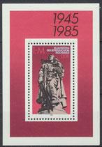 DDR Block 82, 2945 postfrisch