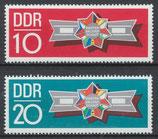 1615-1616 postfrisch (DDR)