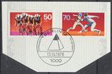 BERL 567-568  gestempelt mit Ersttagssonderstempel