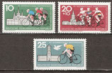 886-888 postfrisch (DDR)