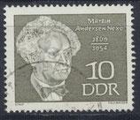 DDR 1440  philat. Stempel