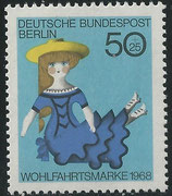 325  postfrisch  (BERL)