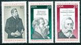 1622-1624 postfrisch (DDR)