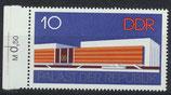 DDR 2121 postfrisch mit Bogenrand links