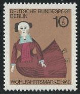322  postfrisch  (BERL)