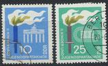 DDR 1375-1376 philat. Stempel