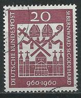 BRD 336 gestempelt (2)