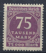 DR 276 postfrisch