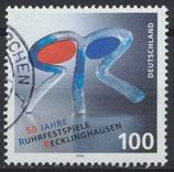 BRD 1859 gestempelt