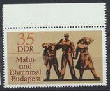 DDR 2169 postfrisch mit Bogenrand oben
