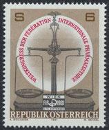 AT 1679 postfrisch