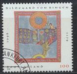 BRD 1981 gestempelt
