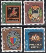 1199-1202  postfrisch (CH)
