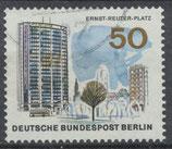BERL 259 gestempelt