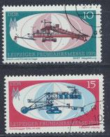 DDR 1653-1654 philat. Stempel (2)