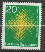 647  postfrisch  (BRD)