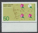 BRD 1199 postfrisch mit Bogenrand unten
