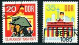 DDR 1691-1692 philat. Stempel (2)