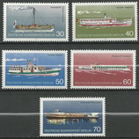 483-487  postfrisch  (BERL)