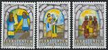 861-863 postfrisch (LIE)