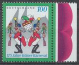 1903 postfrisch Bogenrand rechts (BRD)