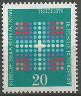 648  postfrisch  (BRD)