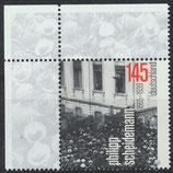 BRD 3165  postfrisch mit Eckrand links oben