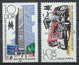 DDR 2498-2499 postfrisch