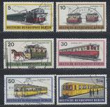 BERL 379-384 gestempelt (1)